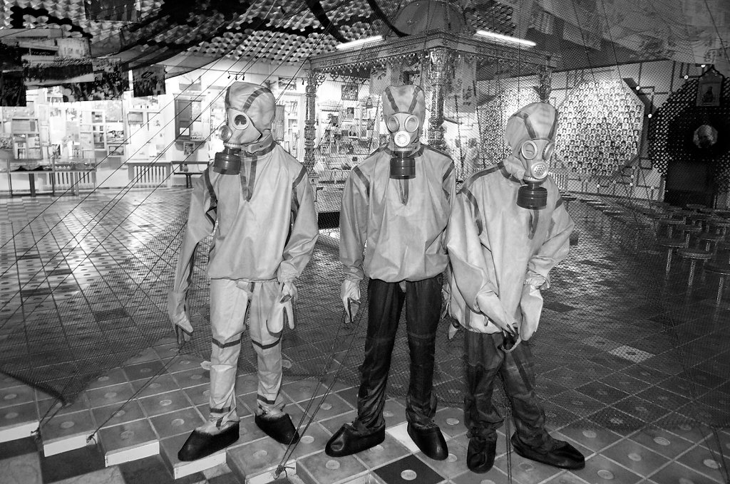 THE CHERNOBYL S FORGOTTEN ONES