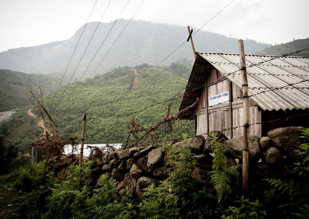 Hmongs chrétiens du Vietnam