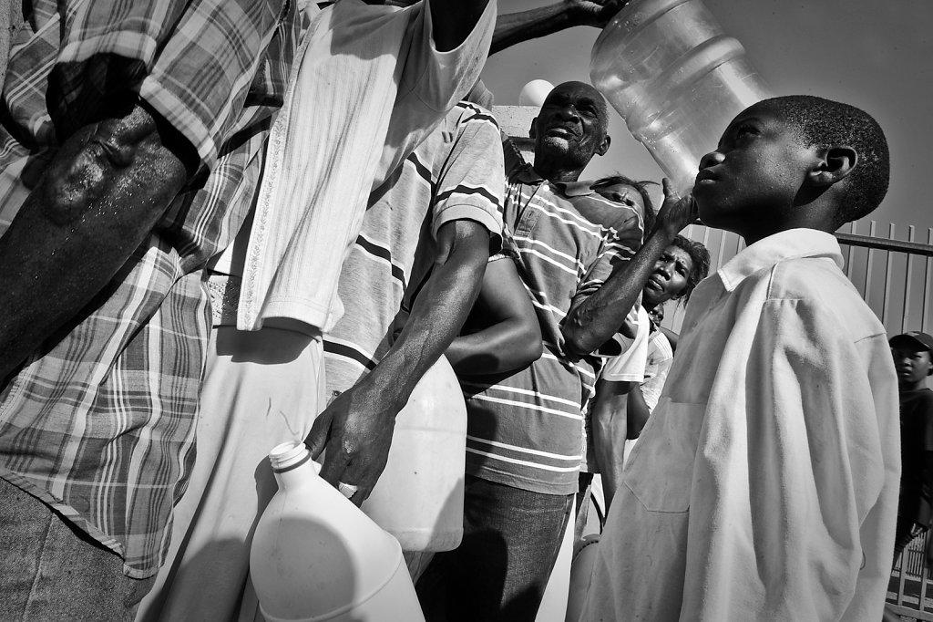 TREMBLEMMENT DE TERRE A PORT-AU-PRINCE