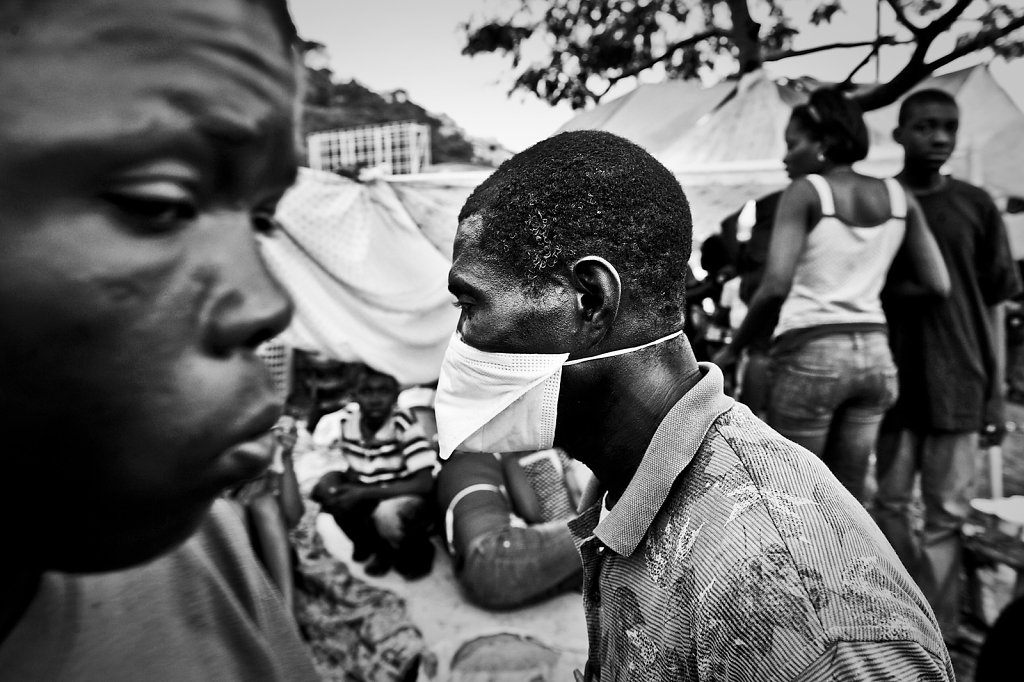 Séisme en Haiti