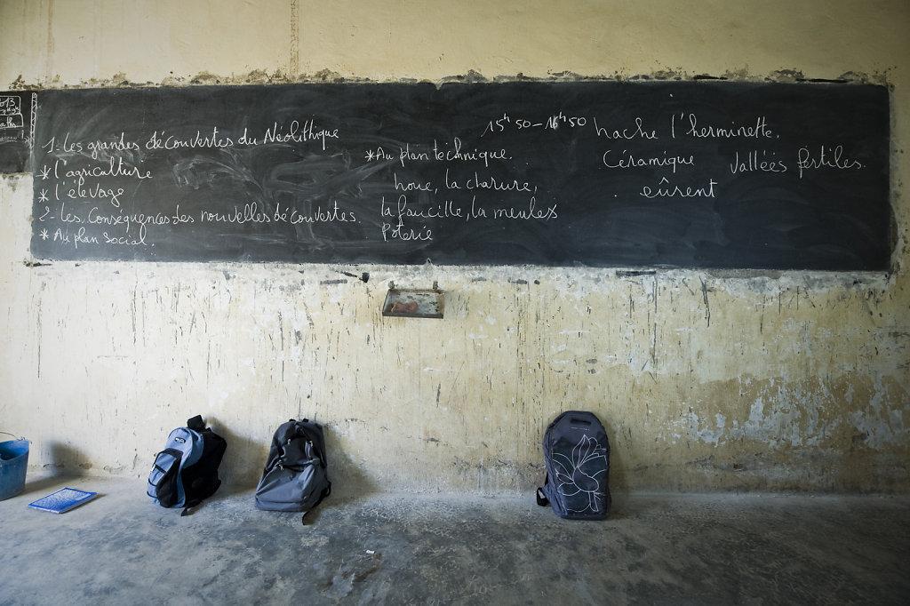 BURKINA FASO  PO EDUCATION SANS FRONTIERE
