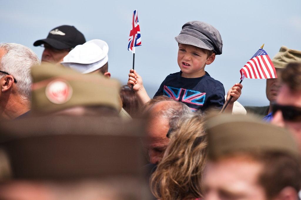 70 anniversaire du dŽbarquement de Normandie