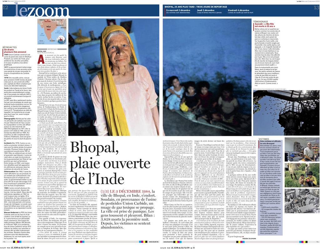Bhopal, 25 ans après
