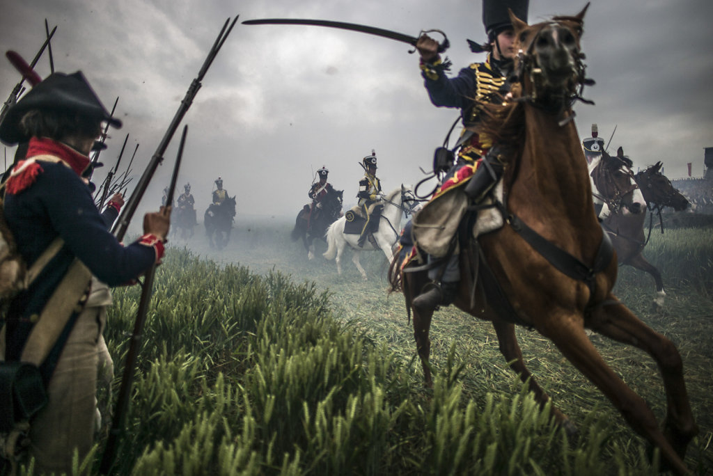 BELGIQUE WATERLOO BICENTENAIRE BATAILLE DE WATERLOO