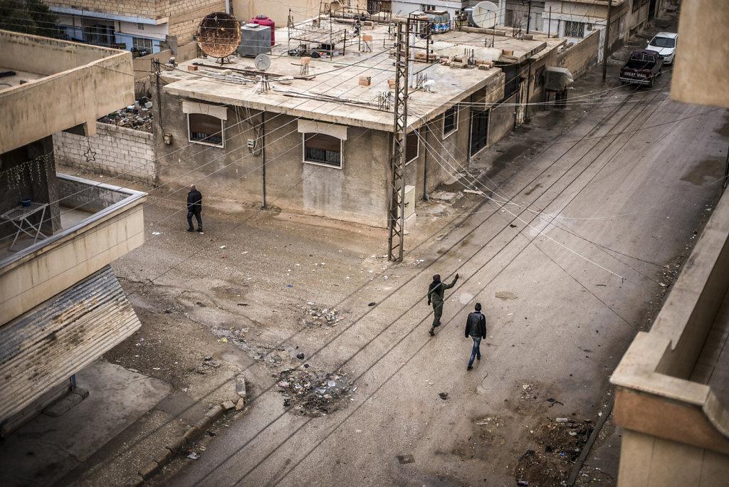 SYRIE HASSAKEH