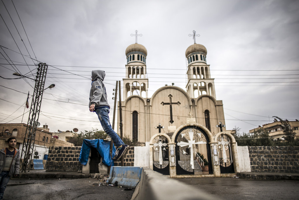 SYRIA, IRAQ: THE LAST CHRISTIANS