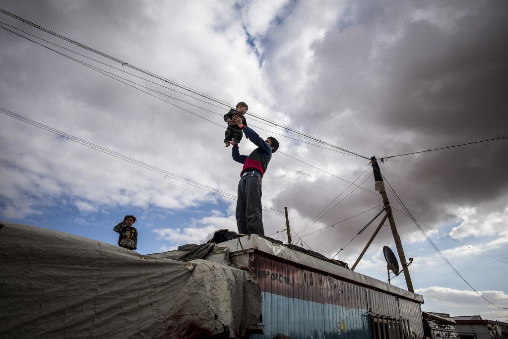 Moyen-Orient, une vie de réfugié
