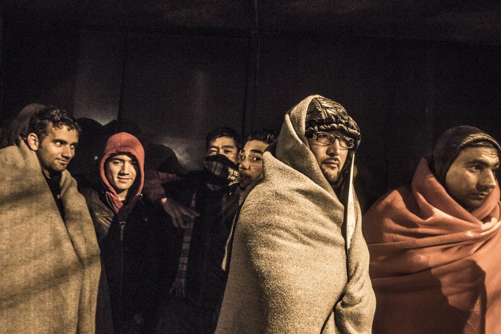 Fantômes de migrants