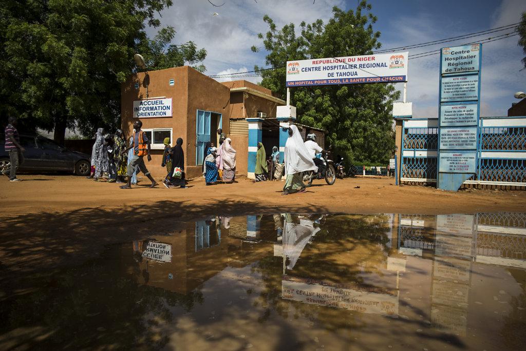 Niger, face au défi de la malnutrition