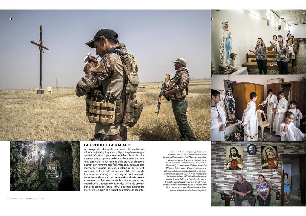 L'Irak sous Daech