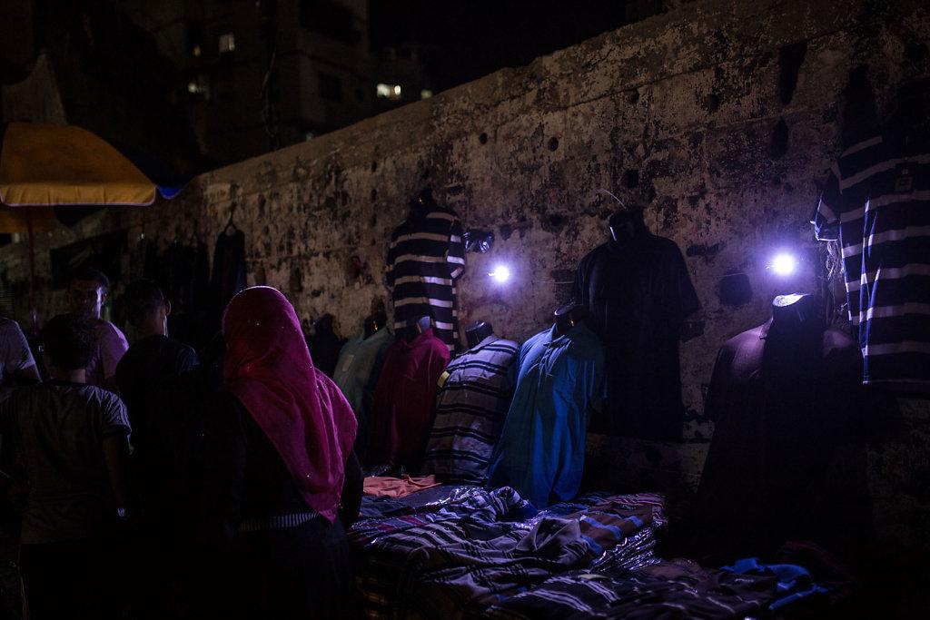 Gaza Blackout