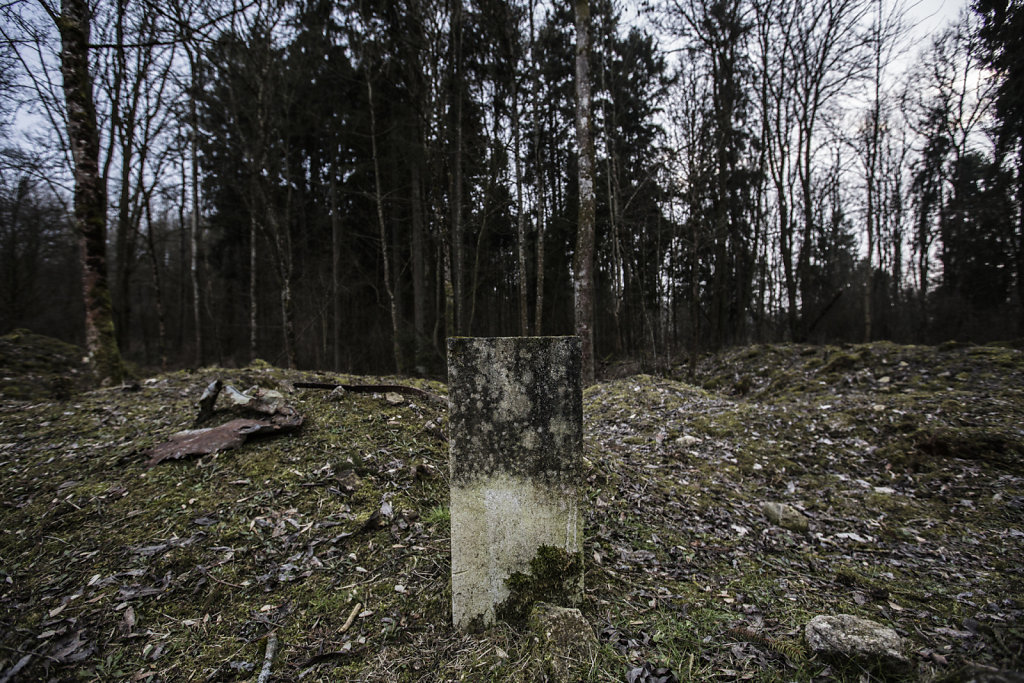 FRANCE - VILLAGES DETRUITS DE VERDUN