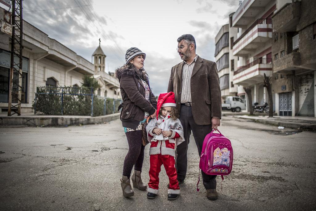 SYRIA, IRAQ: THE LAST CHRISTIANS
