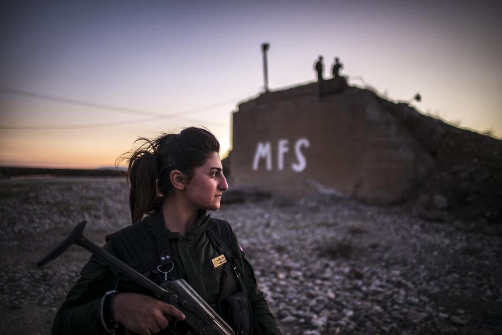 SYRIE KURDISTAN DIRIK